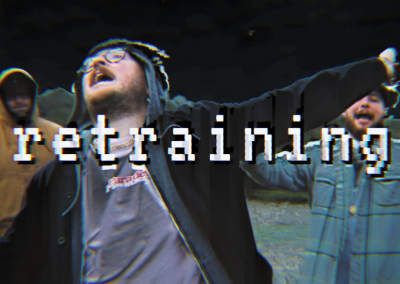 Dur Brain, Dr Syntax, Binbags – Retraining